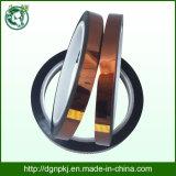 Ruban adhésif 10mm*66m*40u de température élevée de pi