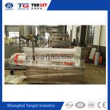 304stainless de acero automático de la pasta de azúcar que hace la máquina