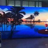 Alibaba Eilgroßhandelsinnenvideowand, die farbenreichen Bildschirm LED-P3.91 bekanntmacht