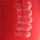 Résistantes à la chaleur de petite taille de tubes en verre de silice claire