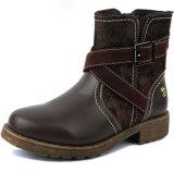 2017の新しいデザインカウボーイ・ブーツの冬の女の子の靴は子供のブートを卸し売りする