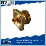習慣CNC機械化サービス機械化の真鍮の部品か糸の挿入ISOの製造業者