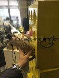 Banco di mostra della pavimentazione dell'ombrello dell'acciaio inossidabile con rivestimento naturale del bicromato di potassio