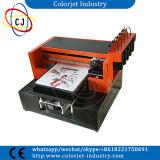 Imprimante directe de vêtement de Digitals d'usine de couleurs de la taille 8 de Cj-R2000t A3 à vendre