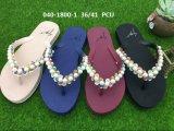 Обувь типа способа тапочки Pcu женщин новая