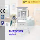 Máquina gama alta da anestesia do hospital da exportação de Thr-Mj-S6100d