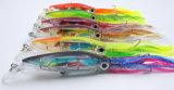 Richiamo di plastica morbido del calamaro di pesca del nuovo della pesca polipo 40g dei prodotti 140mm