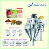 Запатентованная технология Product-Double винт измерения машина для упаковки порошка (JA-100LS)