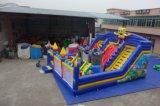 El gigante embroma el parque de atracciones inflable del patio de la diversión para la venta