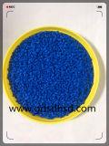 Qualidade de filme Masterbatch de cor azul para o saco de plástico