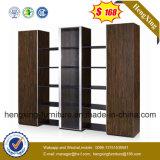 Mobiliário de escritório moderno MDF Preto 4 Portas armário de arquivos de armazenamento (HX-4FL073)