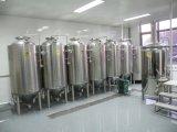ビール生産ラインにオートメーションの高度がある