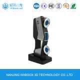 Alto laser industriale di compatibilità che scandice scanner tenuto in mano portatile 3D
