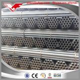 Formato verniciato nero saldato rotondo del tubo d'acciaio 1inch del carbonio ERW di programma 40 di ASTM A53 gr. B