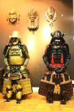 Terno do samurai da arte de armadura japonês Jotar102 Wearable