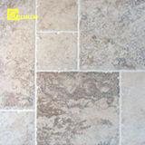 Preiswerter Preis glasig-glänzender Fliese-keramischer Fußboden mit neuem Entwurf
