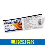 Бесплатный дизайн ПЭТ 4c печать увлажнители этикетки этикетки