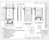 индикация разрешения TFT LCD 2.4inch 240X320