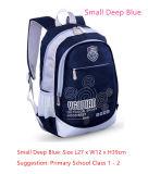 Los niños de la bolsa de pequeñas bolsas de la escuela para niños Mochila escolar de niños Bookbag Mochilas de nylon impermeable azul Bolsa chica Schoolbag Libro