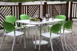쌓을수 있는 플라스틱 의자 사무실 정원 가정 식사 호텔 가구