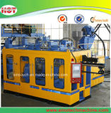 Automatische Plastik5l HDPE Flaschen-Strangpresßling-Blasformen-Maschine