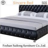 American Style Top Leather Bed Bedroom Bed