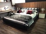 [إيوروبن] حديثة تجهزات غرفة نوم جلد سرير مجموعة