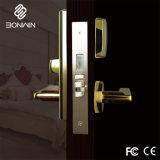 Cerradura de puerta del hotel electrónica con tarjeta inteligente (BW803BG-Q)