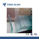 階段ステップ床または建物のための12-38mm強くされたすべり止めガラススリップ防止