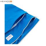 Sac sec humide réutilisable de bébé de couches-culottes de tissu de course avec deux poches Zippered