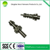 CNCの高精度の構築の発掘機械のための機械化の鋼鉄ハブスロット挿入磁石のアルミ鋳造の部品のフライホイール