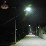 가로등 (DZS-12-110W)를 위한 110W 높은 Birghtness 태양 LED 램프