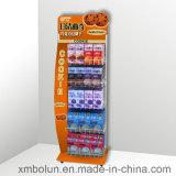 Kundenspezifischer Pappbier-Dosen-Ausstellungsstand