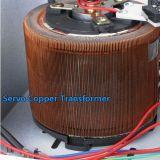 電源が付いている2000vaサーボモータータイプ電圧安定器