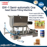 Una máquina de rellenar semiautomática de la salsa principal (GW-1)