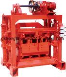 Kleber-Maschinen-Block-Formteil-Maschine des Kleinunternehmen-Qtj4-40