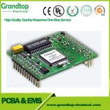 PCB de alumínio com furos escareados da placa de circuito impresso
