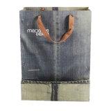 Chiffon de papier ondulé Sac pour d'emballage contenant des jeans