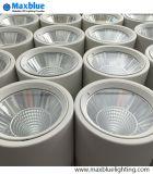 la superficie 30W-50W/PANNOCCHIA LED del CREE aperta/soffitto montata giù si illumina con Ce RoHS SAA