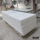 Branco glaciar Superfície sólida preço de fábrica de folhas de acrílico