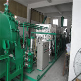 Eco-Friendly Waste Lube Oil Recycling Equipment to Base Oil Through Chemical Physical Ways