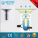Dreno do piso de aço inoxidável do selo de água profunda (BF-K18)