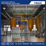 Máquina de proceso del aceite de cocina de las máquinas de proceso del petróleo vegetal