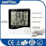 Innen-/im Freiendigital-Thermometer-Hygrometer mit Taktgeber