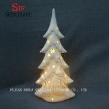 Керамическая рождественская елка - СИД освещенный миниый вал