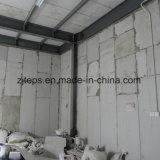 Isolamento térmico/material de construção de cimento do painel do tipo sanduíche de EPS para parede interior/parede exterior