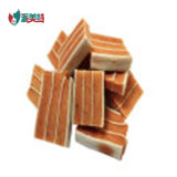 Petmate 100% Natuurlijke Droge Sandwich van de Kip van het Voedsel voor huisdieren dobbelt