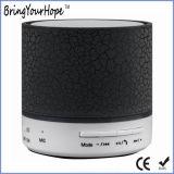 A9 LED 저속한 빛난 Crack 플라스틱 소형 Bluetooth 스피커 (XH-PS-656)