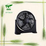 3 Ventilator van de Doos van de Tribune van de Controle 12inch van de Tijdopnemer van de snelheid de Koel