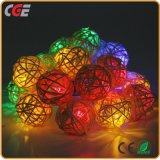 Indicatori luminosi esterni della stringa di natale del LED per la vendita calda delle decorazioni dell'albero
